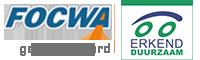 Focwa en RDW gecertificeerd